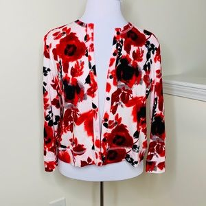 🎉5 for $25🎉 Floral Print Cardigan